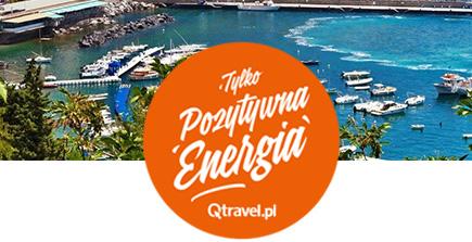 Qtravel.pl - Konkurs Tylko pozytywna energia